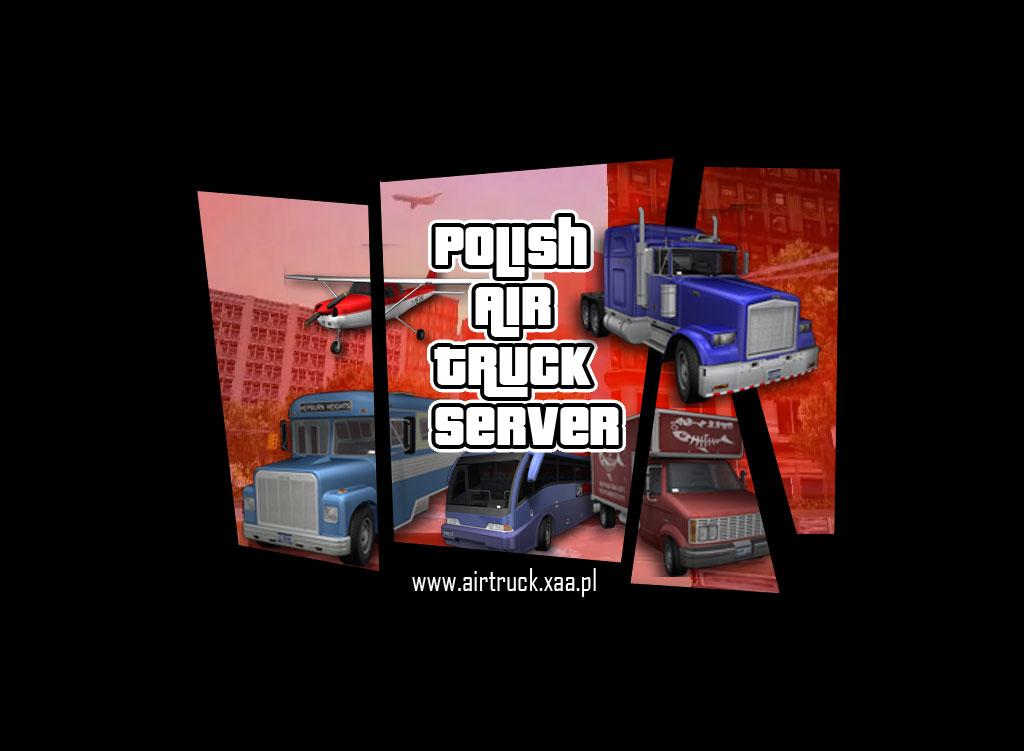 Grafika na zamówienie dla serwera GTA Pats