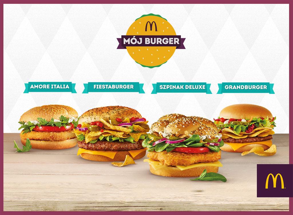 Bot do głosowania w konkursie MCDonalds - Twój Burger.